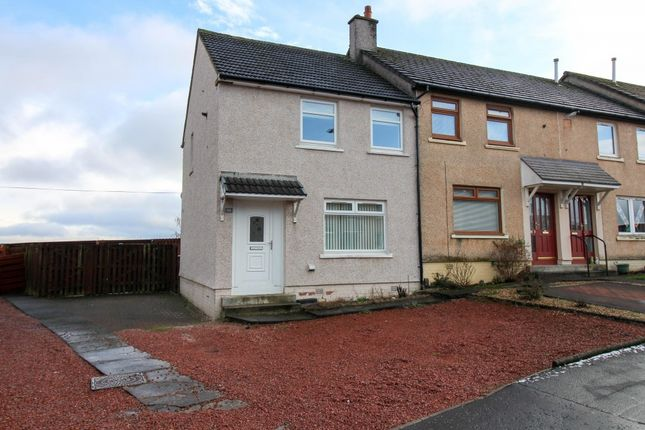 Thumbnail End terrace house to rent in Auchincloch Drive, Banknock