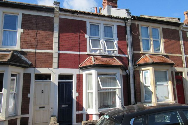 Thumbnail Terraced house to rent in Clevedon Road, Bishopston, Bristol