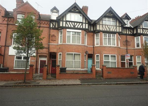 Thumbnail Terraced house to rent in St. Peters Road, Leicester