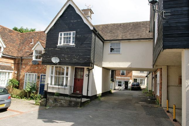 Mews house for sale in The Old Maltings, Hockerill Street, Bishop's Stortford