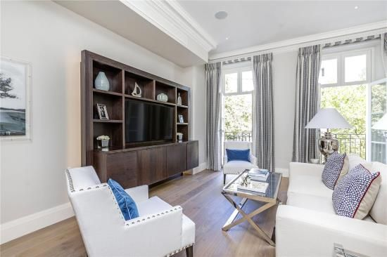 Thumbnail Flat for sale in Strand Chambers, 226 Strand, London