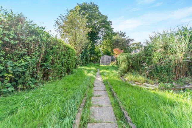 Garden of Colemeadow Road, Birmingham, West Midlands B13