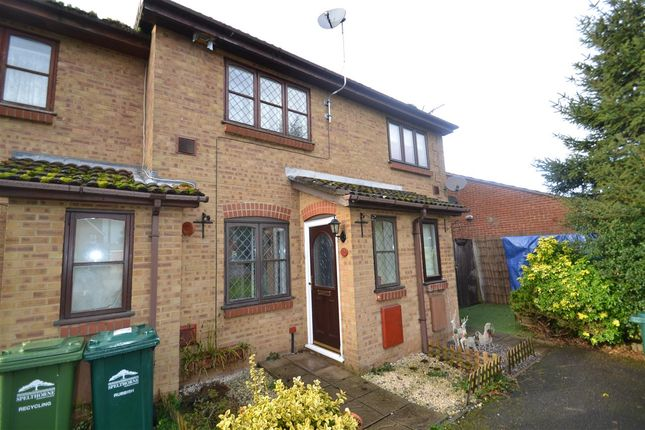 Thumbnail Terraced house to rent in Meadow View, Hithermoor Road`, Stanwell Moor