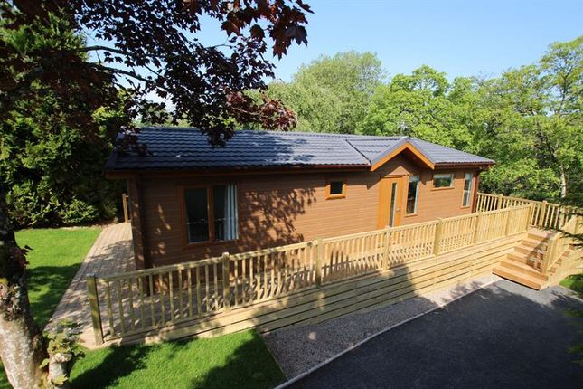 Thumbnail Bungalow for sale in Llanynis, Builth Wells, Powys