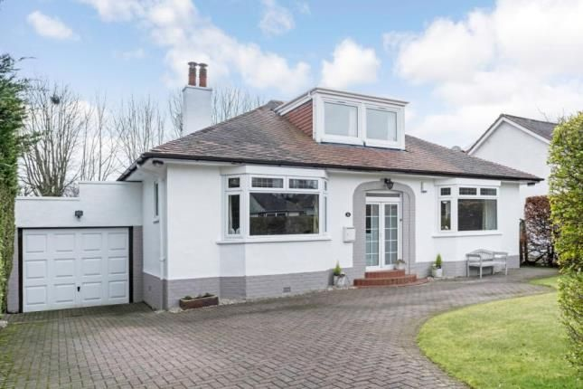 Thumbnail Bungalow for sale in Windsor Avenue, Newton Mearns, East Renfrewshire