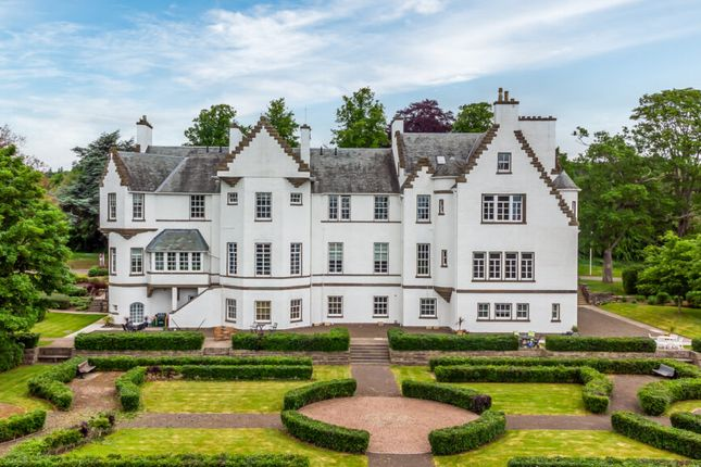 Thumbnail Flat for sale in Elm Rise, Baldovie, Broughty Ferry, Dundee