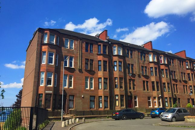 Thumbnail Flat for sale in St. Monance Street, Springburn, Glasgow