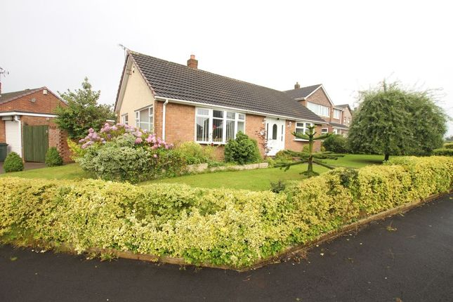 Thumbnail Bungalow for sale in Buckinghamshire Road, Belmont, Durham