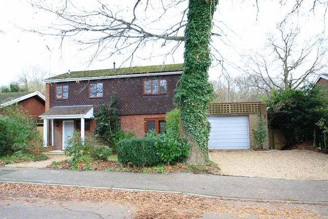 3 bed detached house for sale in Cape Copse, Rudgwick, Horsham