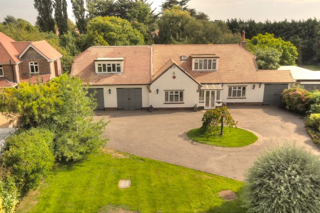 Thumbnail Detached house for sale in Littlehampton Road, Ferring, Worthing, West Sussex