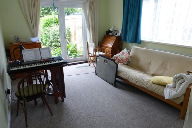 Thumbnail Detached bungalow for sale in Ocean Drive, Ferring, Worthing, West Sussex