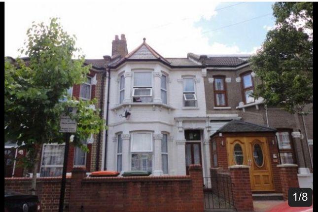Thumbnail Terraced house for sale in Churston Avenue, London