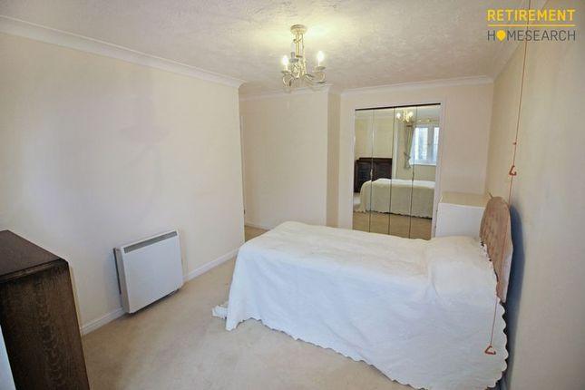 Bedroom of Beachville Court, Lancing BN15