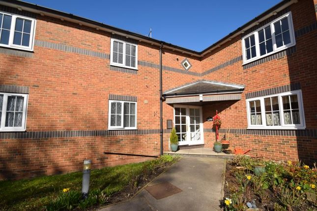Thumbnail Flat to rent in Flat 9, Kingfisher Rise, Sutton, Hull