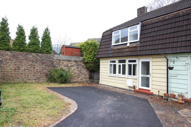 Thumbnail Terraced house for sale in Breach Road, Brown Edge, Stoke-On-Trent