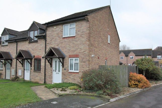 End terrace house for sale in The Archers, Highworth, Swindon