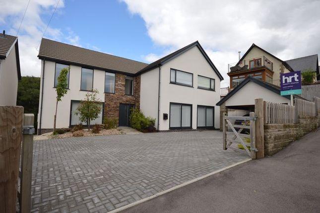 Thumbnail Detached house for sale in Ardwyn, Llangeinor, Bridgend