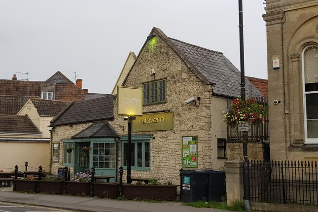 Thumbnail Pub/bar for sale in 18 Market Place, Melksham, Wiltshire