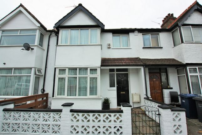 Thumbnail Terraced house for sale in Hamilton Road, Golders Green