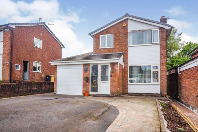 Thumbnail Detached house for sale in Green Bank, Bolton