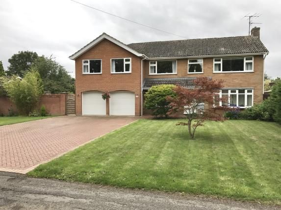 Thumbnail Detached house for sale in Chapel Lane, Sibsey, Boston, Lincolnshire