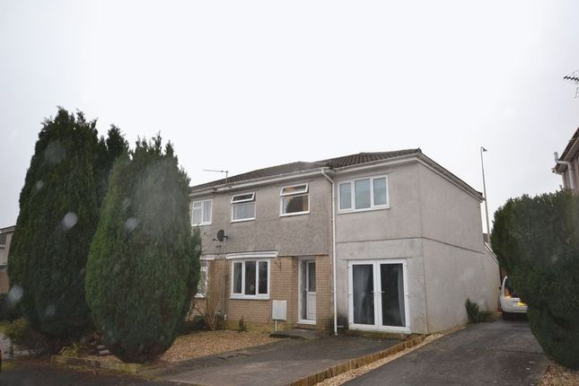 Thumbnail Property to rent in Easterly Close, Brackla, Bridgend