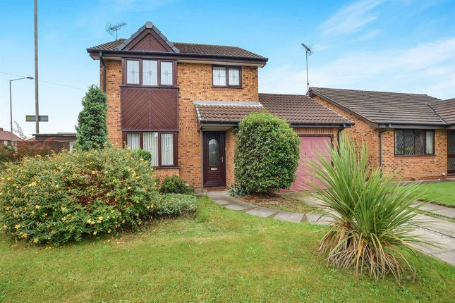 Thumbnail Detached house for sale in The Fairways, Mansfield Woodhouse, Mansfield