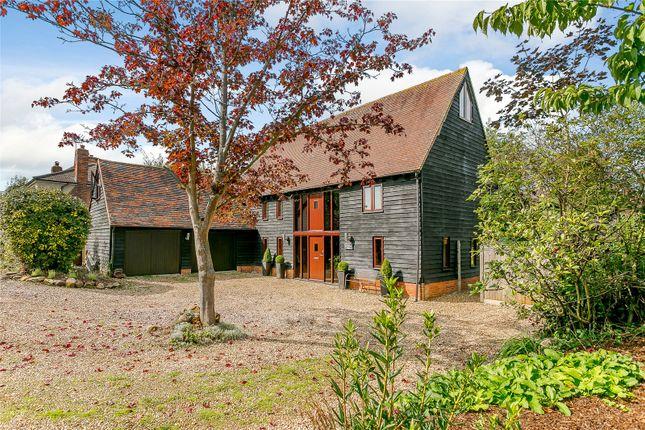 Thumbnail Detached house for sale in Five Oak Green Road, Five Oak Green, Tonbridge, Kent