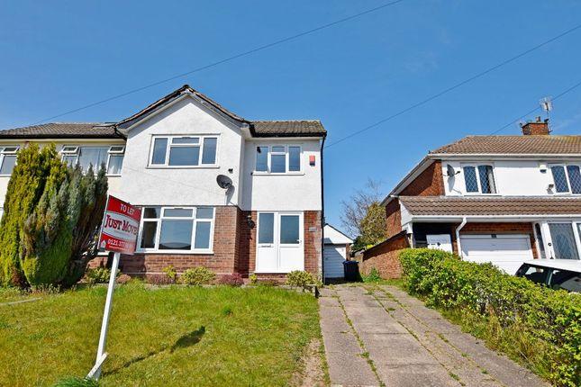 Thumbnail Semi-detached house for sale in Whitecrest, Great Barr, Birmingham