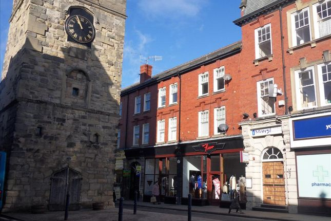 Thumbnail Flat for sale in Clock Tower Flats, Oldgate, Morpeth