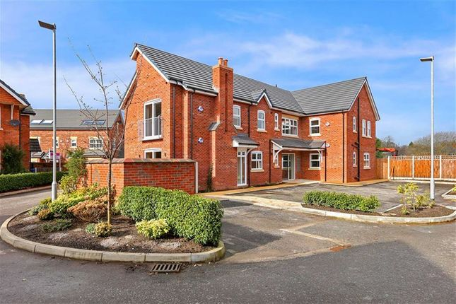 Thumbnail Flat for sale in Chorlton Brook, Off Rocky Lane, Manchester