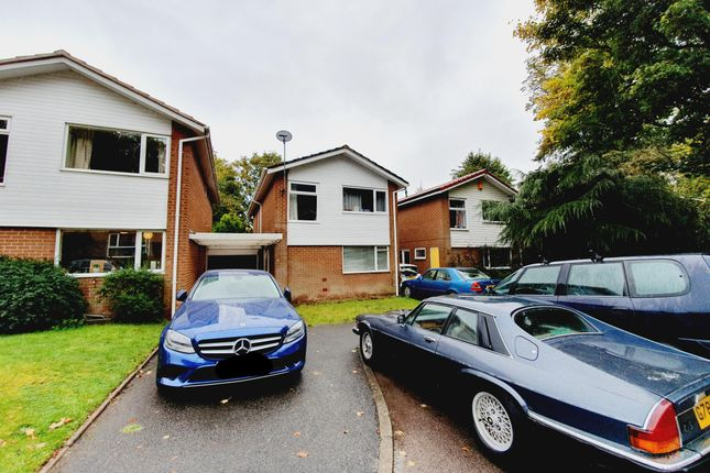 Thumbnail Property to rent in Niall Close, Edgbaston, Birmingham