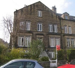 Thumbnail Maisonette to rent in St Mary's Walk, Harrogate