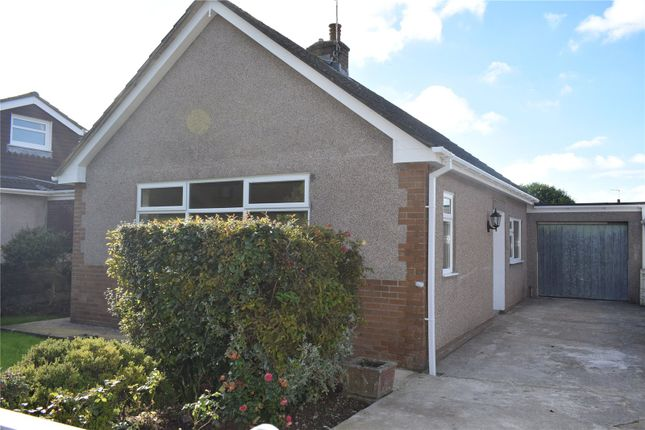 Thumbnail Detached bungalow for sale in Orchard Drive, Danygraig, Porthcawl