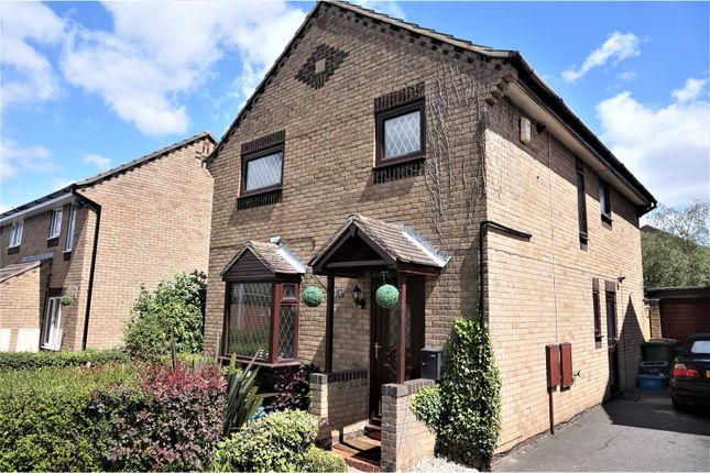 Thumbnail Detached house for sale in Maxwell Court, Grimsby