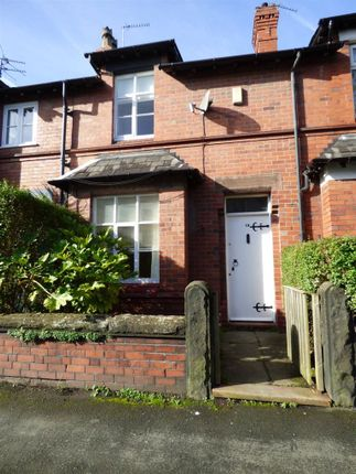 Thumbnail Terraced house to rent in Brown Street, Hale