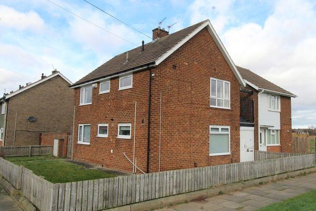 Thumbnail Flat to rent in Prestwick Close, Saltersgill