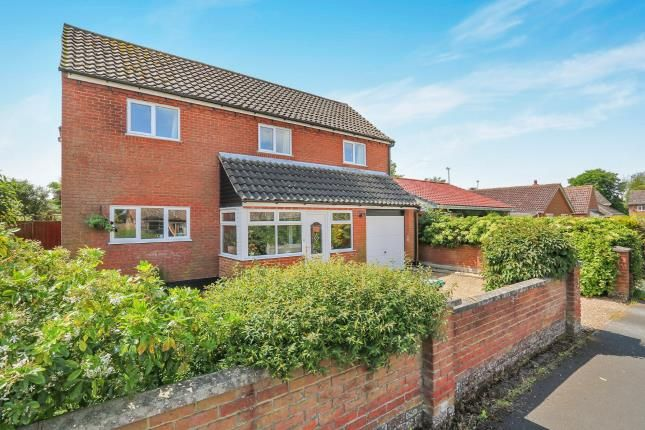 Thumbnail Detached house for sale in Shropham, Attleborough, Norfolk