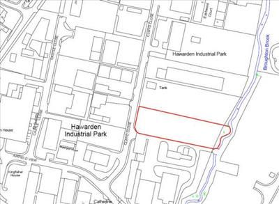 Thumbnail Land for sale in Clwyd Close, Hawarden, Hawarden