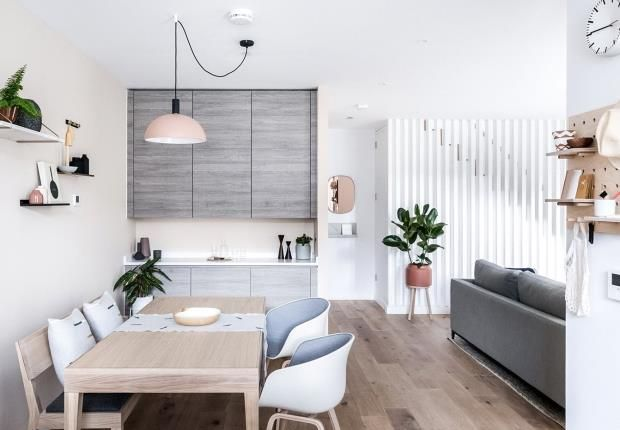 Thumbnail Town house for sale in Signal Townhouses, Greenwich