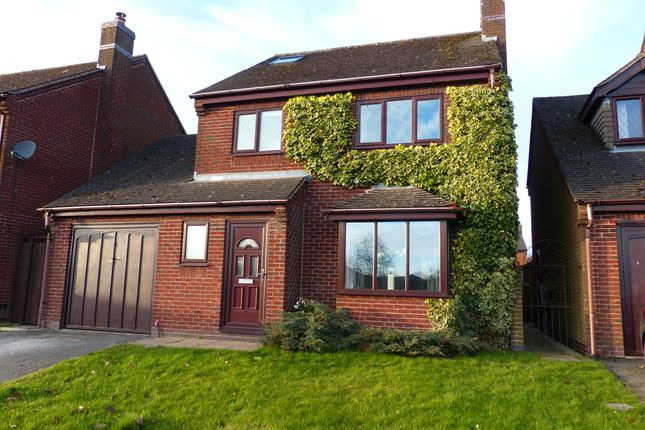 Thumbnail Detached house for sale in Stanton Road, Ashbourne