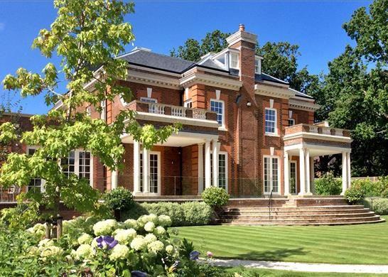 Thumbnail Detached house for sale in Stokesheath Road, Oxshott, Surrey