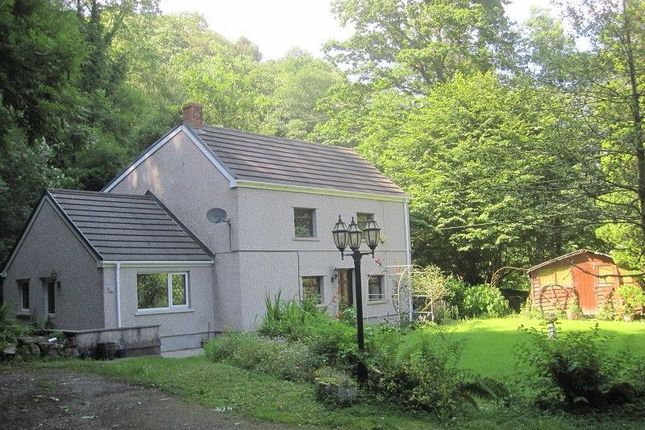 Thumbnail Detached house for sale in Tanyrallt Cottages, Heol Giedd Cwmgiedd, Ystradgynlais, Swansea.
