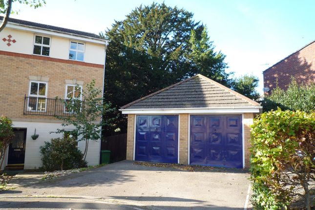 Thumbnail Semi-detached house to rent in Copper Beech Drive, Farlington, Portsmouth