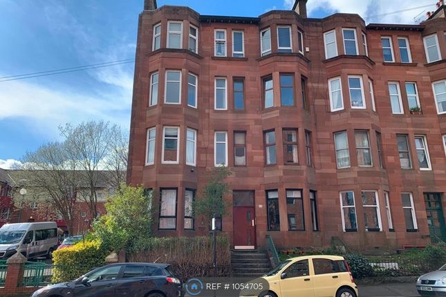 1 bed flat to rent in Nairn Street, Glasgow G3