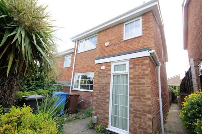 Thumbnail Semi-detached house to rent in Briarhayes Close, Ipswich, Suffolk