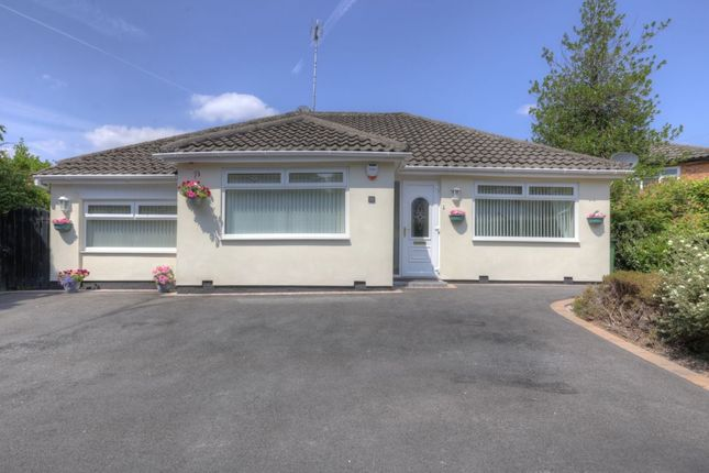Thumbnail Bungalow for sale in Southern Crescent, Bramhall, Stockport