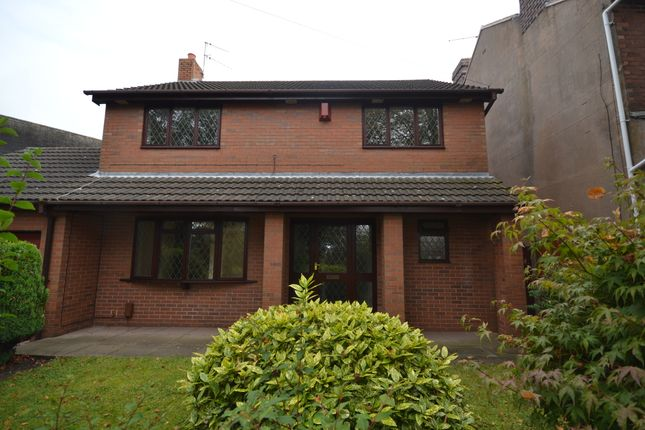 Thumbnail Detached house to rent in Hempstalls Lane, Newcastle