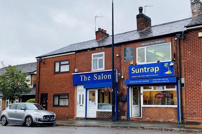 Thumbnail Retail premises for sale in 748 Bolton Road, Pendlebury, Swinton