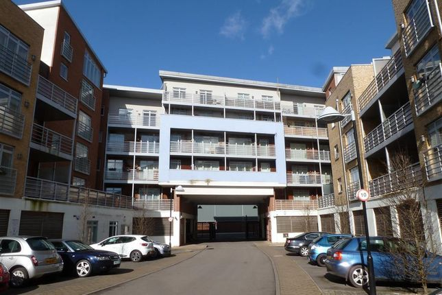 Thumbnail 1 bed flat to rent in Kingfisher Meadow, Maidstone